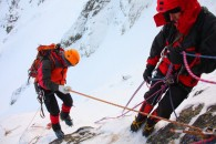 Stage initiation alpinisme