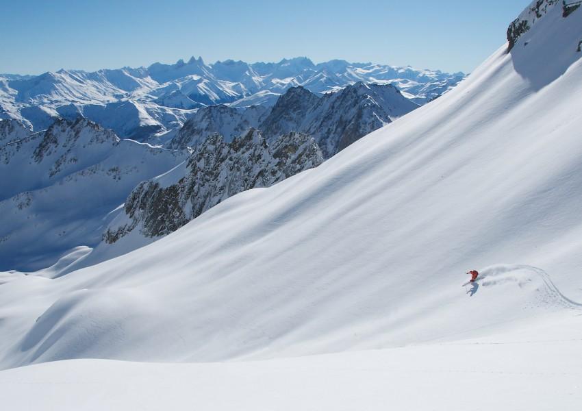 Ski hors piste – cadeau – Kazaden