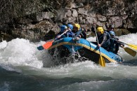 rafting isère