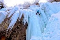 cascade de glace chamonix