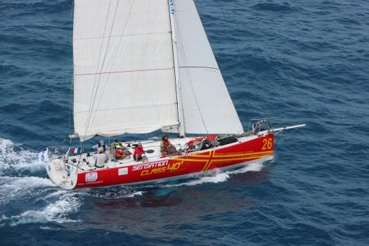 Navigation Class 40'